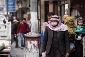سوريا تسجل 96 إصابة جديدة و56 وفاة بكورونا