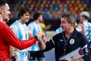 مدرب الأرجنتين: الهزيمة أمام الدنمارك في مونديال اليد «طبيعية»