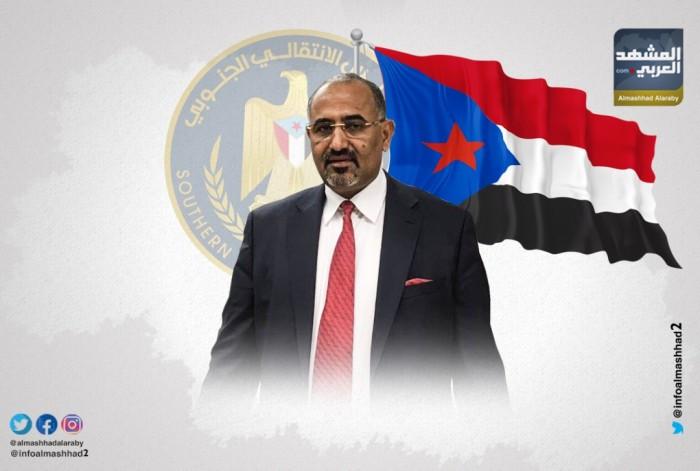 """للجنوب """"انتقالي"""" يحميه.. استراتيجية القيادة في مواجهة """"انقلاب هادي"""""""