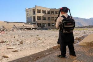 الإغاثات التعليمية.. جهود دولية لاحتواء أعباء الحرب الحوثية