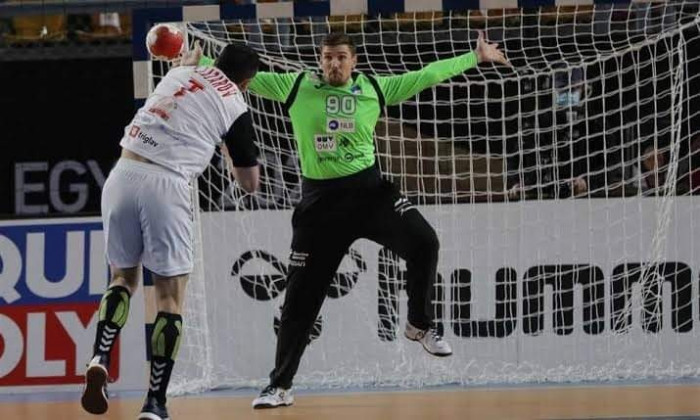 سلوفينيا تكتسح مقدونيا الشمالية 31 - 21 في بطولة العالم لليد