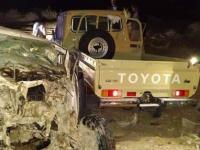 حادث مروري يحصد حياة مواطن في حصوين