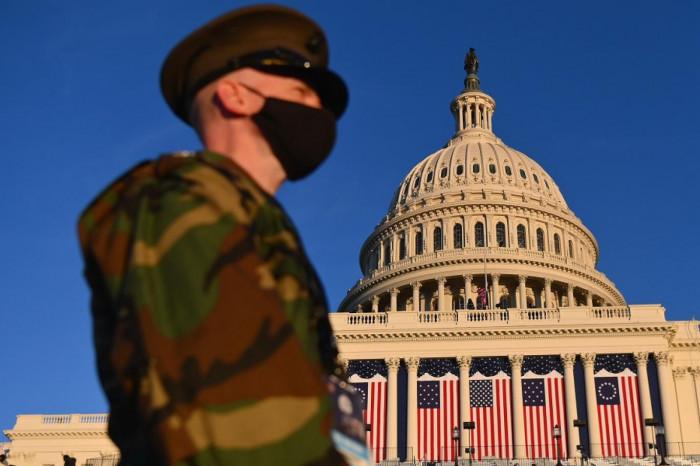 بايدن يترك ملف اقتحام الكابيتول لأعضاء الكونغرس