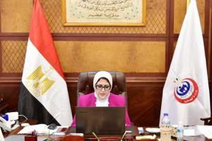 انخفاض عدد إصابات كورونا في مصر