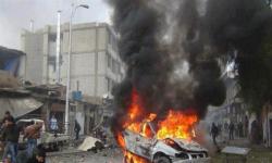 21 قتيلًا وأكثر من 44 مصابًا في تفجيرين استهدفا ساحة الطيران ببغداد