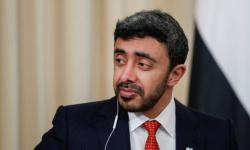 الشيخ عبد الله بن زايد يبحث مع نظيره المغربي العلاقات الثنائية بين البلدين