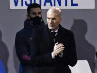 زيدان: الخروج من كأس إسبانيا لحظة صعبة ليوم مؤلم آخر