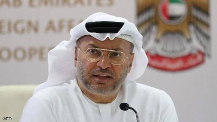""" """"قرقاش"""": الإمارات تصبوا إلى خليج عربي مستقر ومذدهر"""