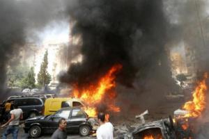 ارتفاع عدد قتلى تفجيري بغداد إلى 35 قتيلا ونحو 100 جريح
