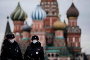 روسيا تُسجل 612 وفاة و21887 إصابة جديدة بكورونا