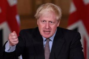 رئيس وزراء بريطانيا يعلن تطعيم أكثر من 5 مليون شخص بلقاح ضد كورونا