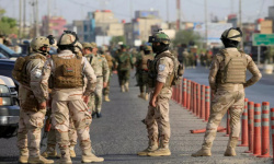 العمليات المشتركة بالعراق تتعهد باعتقال من ساعد منفذي الهجوم المزدوج