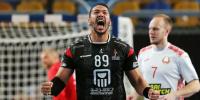 منتخب مصر لكرة اليد يقسو على بيلاروسيا