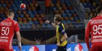كرة اليد.. التعادل يخيّم على منتخبي سلوفينيا والسويد