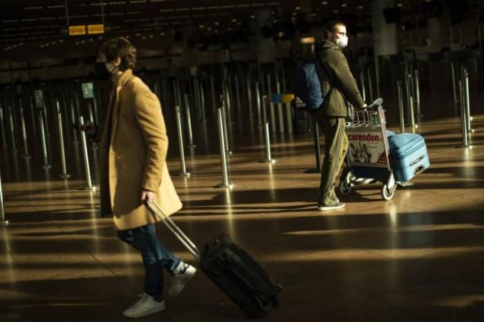 بلجيكا تمنع سكانها من السفر غير الضروري