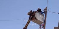 خليفة الإنسانية تؤمن الكهرباء لأحياء حديبو