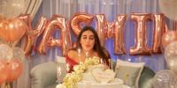 ياسمين صبري تنشر صور جديدة من احتفالها بعيد ميلادها