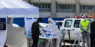 إسرائيل تُسجل 67 وفاة و7316 إصابة جديدة بكورونا