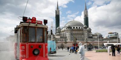 تركيا تُسجل 144 وفاة و5856 إصابة جديدة بكورونا