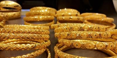 ارتفاع الذهب بالأسواق اليمنية اليوم الأحد