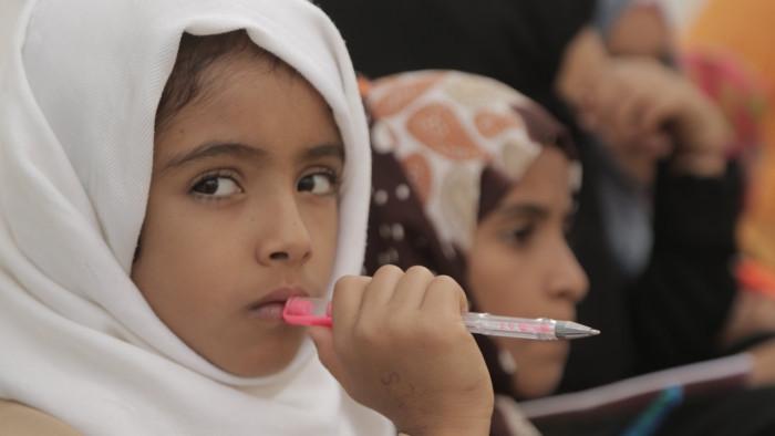 """""""الإنمائي"""" يعلن تأهيل 2500 فصل في 300 مدرسة"""