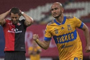 منافس الأهلي - تيجريس أونال يهزم أطلس وينضم لكبار الدوري المكسيكي