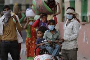 الهند تسجل 10.654.533 إصابة بكورونا حتى الآن