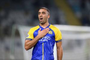 النصر يجهز حمد الله للمشاركة في مباراة السوبر أمام الهلال