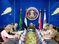 """حذرت من عسكرة شقرة.. """"رئاسة الانتقالي"""": لا تطبيق لقرارات أحادية"""