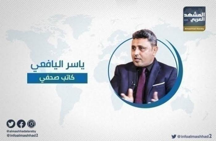 اليافعي: إعلام الإخوان يحرض على الانتقالي ويتغافل عن الحوثي