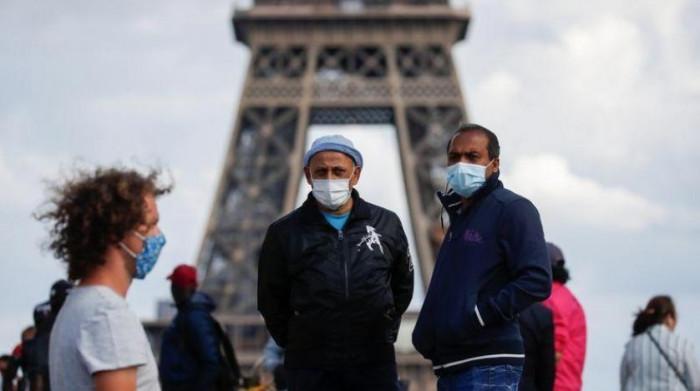 فرنسا تُسجل 172 وفاة و18463 إصابة جديدة بكورونا