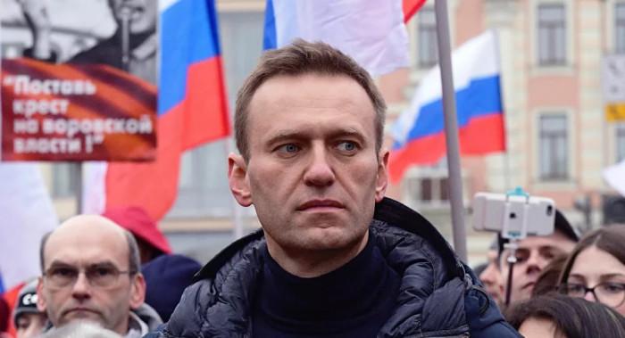 بايدن: أوضحنا قلقنا إزاء تصرفات روسيا مع نافالني