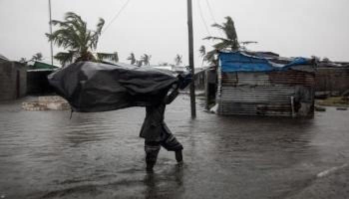 عاصفة تضرب جنوب القارة الأفريقية وتقتل 13 شخصا