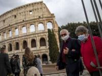 إيطاليا تسجل 8561 إصابة جديدة بكورونا و420 وفاة