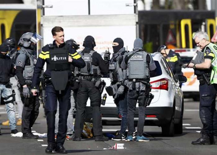 اعتقال 151 شخصًا في أعمال شغب بهولندا