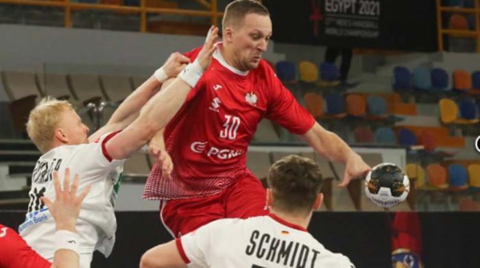 بولندا تتعادل مع ألمانيا في كأس العالم لليد
