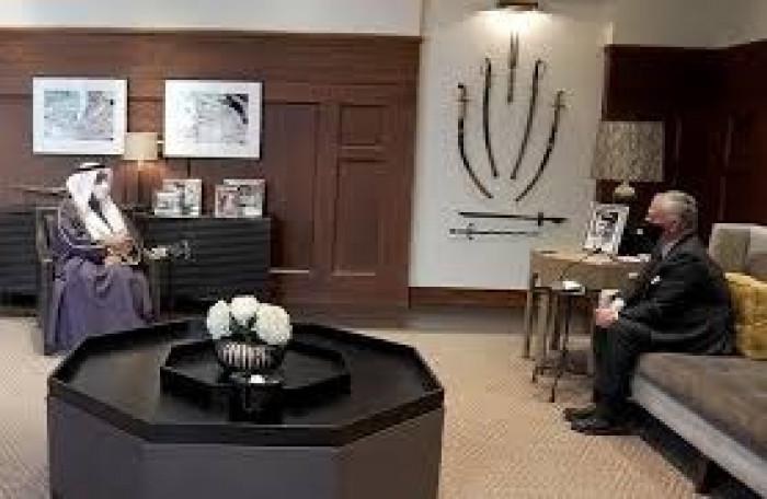 تفاصيل لقاء العاهل الأردني وأمين عام مجلس التعاون الخليجي