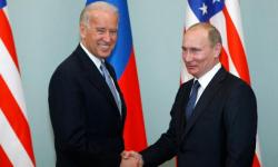 تفاصيل أول محادثة بين بوتين وبايدن