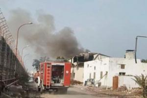 قصف أخوان ثابت.. إرهاب حوثي معتاد وإنسانية يُطلَق عليها النار
