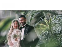 """""""ربنا عوضني"""".. نادر حمدي يوجه رسالة رومانسية لزوجته"""