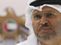مطلعًا على آخر التطورات.. قرقاش يُندد بمحاولات إفشال اتفاق الرياض