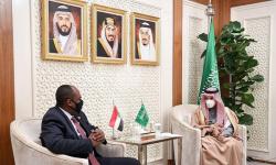 وزير الخارجية السعودي يبحث مع المجلس السيادي السوداني العلاقات الثنائية