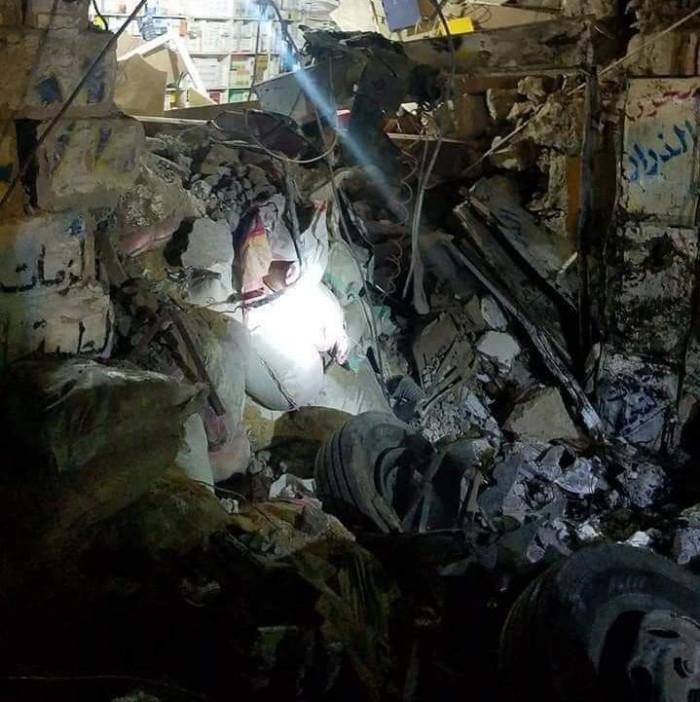 شاحنة تقتحم صيدلية في بعدان وتخلف 3 ضحايا