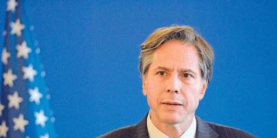 بلينكن: ندعم اتفاقيات السلام بين إسرائيل والدول العربية