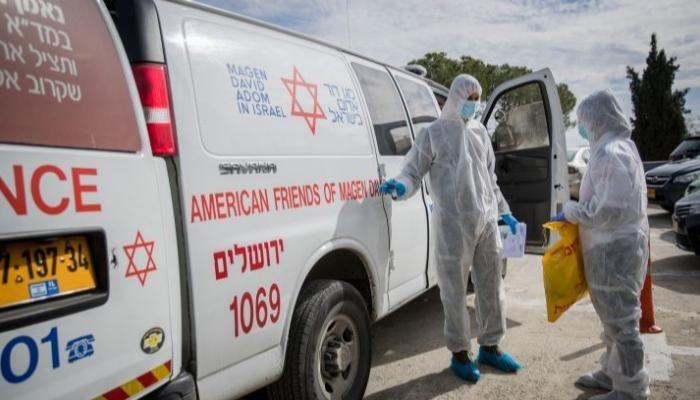 إسرائيل تُسجل 35 وفاة و4778 إصابة جديدة بكورونا
