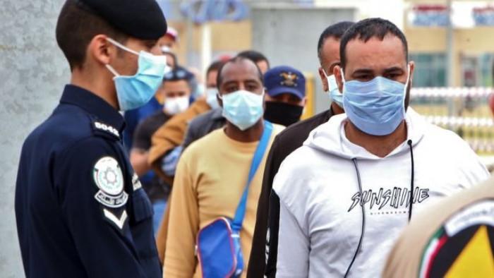 الكويت تُسجل 580 إصابة جديدة بكورونا