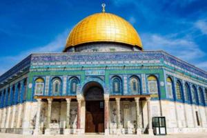 استئناف إعمار المسجد الأقصى المبارك