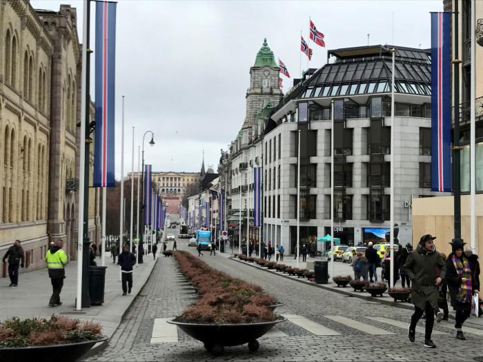 إغلاق حدود النرويج أمام غير المقيمين بها
