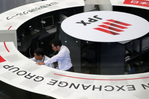 نيكي الياباني يتراجع 2.28% في بورصة طوكيو