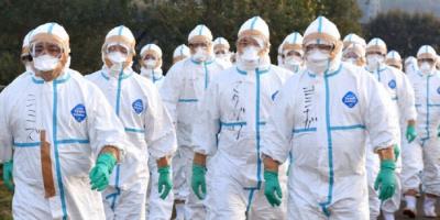 فريق الصحة العالمية ينهي حجره الصحي بالصين ويبدأ مهمة الكشف عن مصدر كورونا